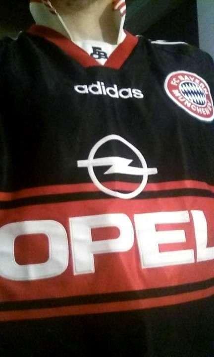 Camiseta original Bayern Munich 1999-2000
