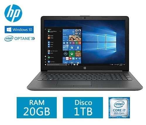 Notebook HP - 15-da0056od