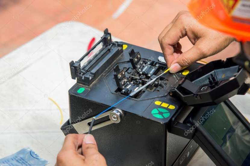 Instalación fibra óptica cableados - 0
