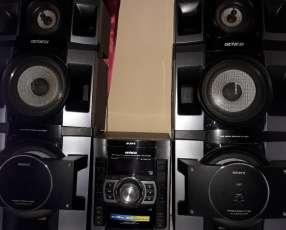 Equipo de sonido Sony Genezy 10.000W