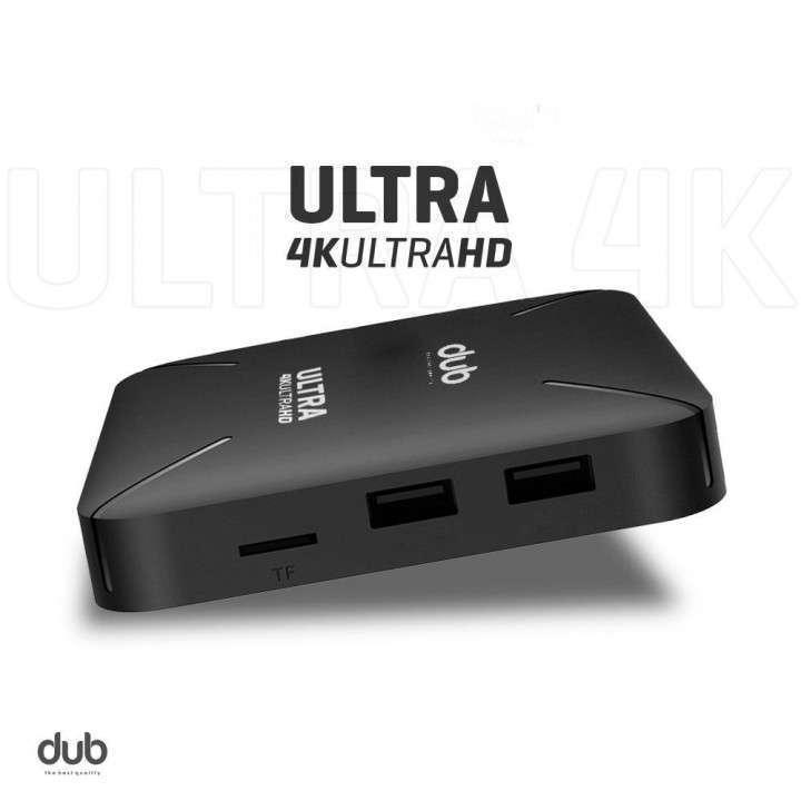 TV Box DUB IPTV convertidor a Smart - 1