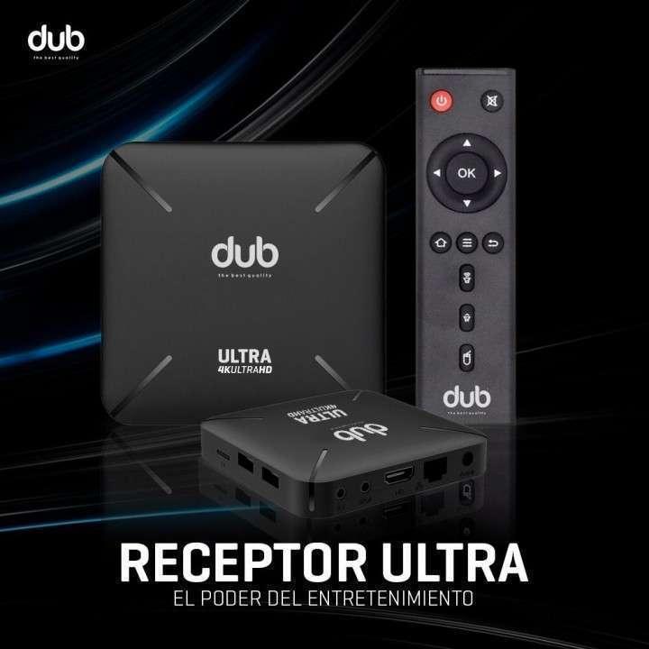 TV Box DUB IPTV convertidor a Smart - 0