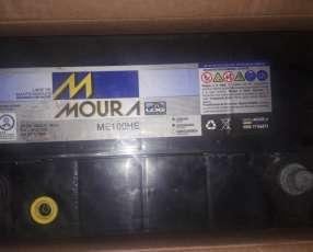 Baterías Moura 12V 100Ah