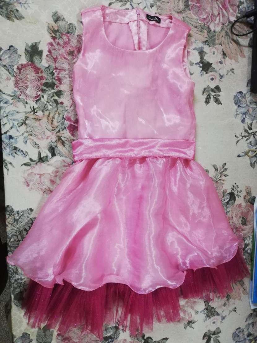 Vestido de fiesta p/nena