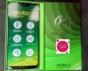 Motorola Moto G7 Power 64 gb nuevos
