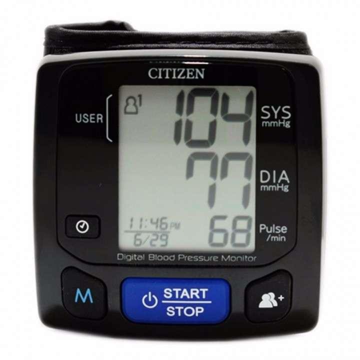 Toma presión de muneca digital citizen ch-618 - 0