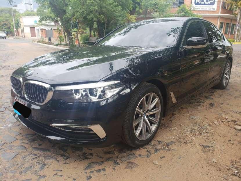 BMW 520D Executive Paquete Premium 2018