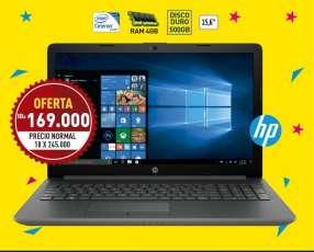 Notebook HP 15.6 pulgadas