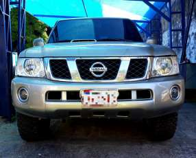 Nissan Patrol automático diésel 4x4