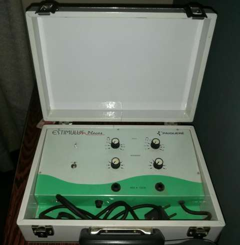 Electrodos para tratamiento estético Paiquere