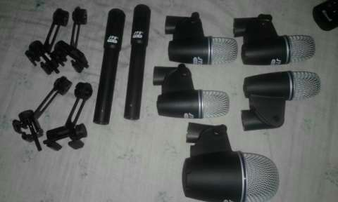 Micrófonos para batería - 0