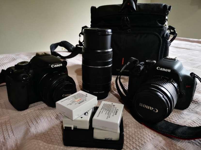 2 Cámaras Canon T3i - 0