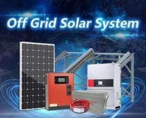 Energía solar para residencias edificios e industrias