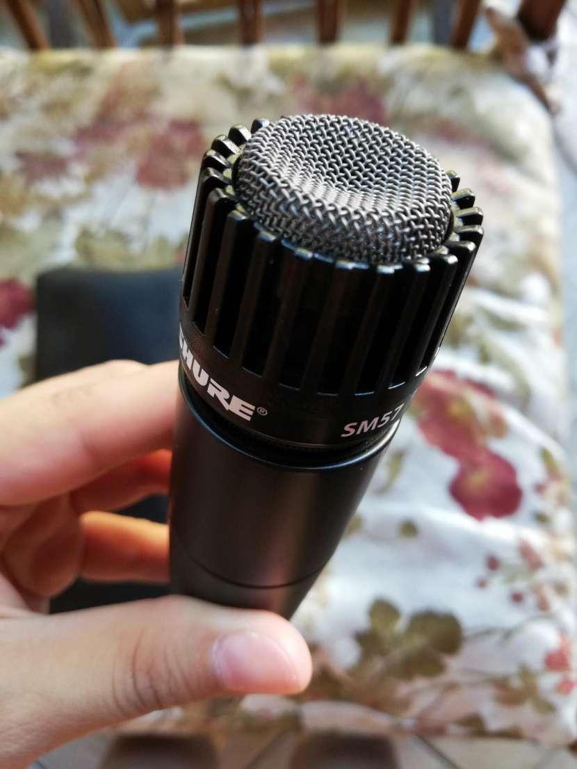 Microfono SM57 dinámico para instrumento - 0