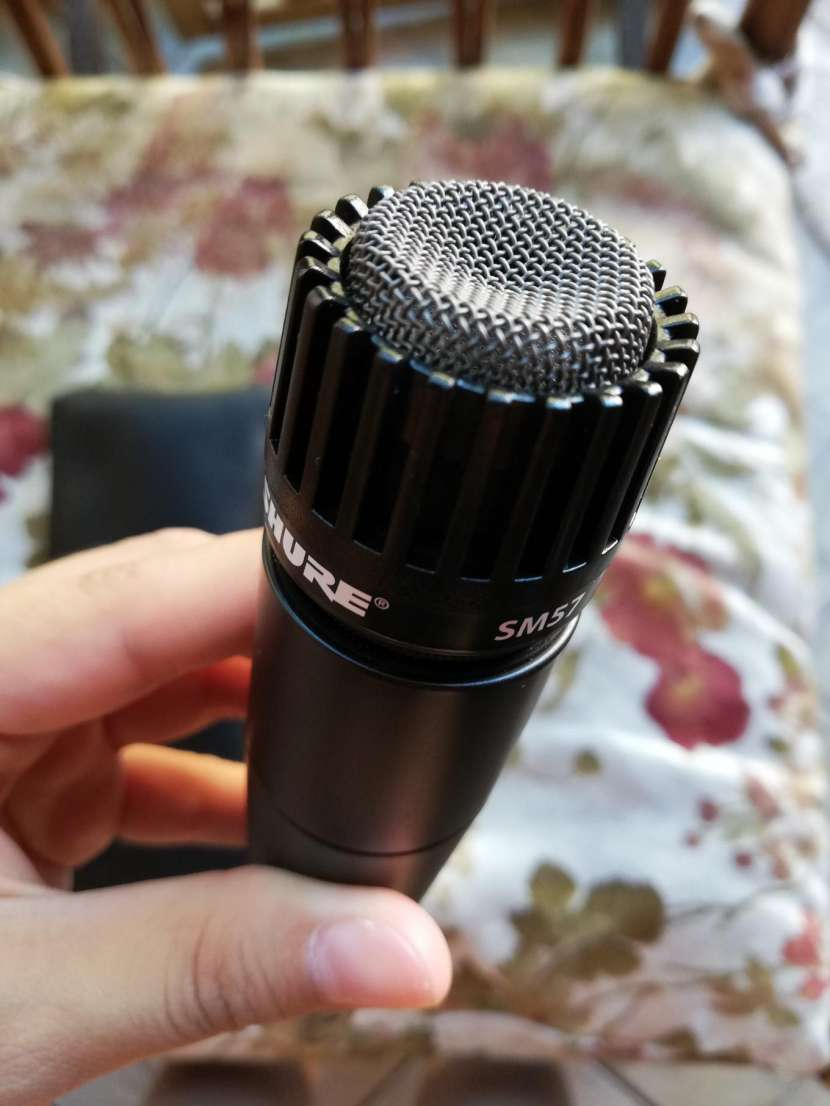 Microfono SM57 dinámico para instrumento - 1
