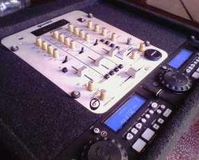 Mixer Consola