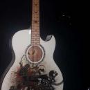 Guitarra electroacústica dean - 4