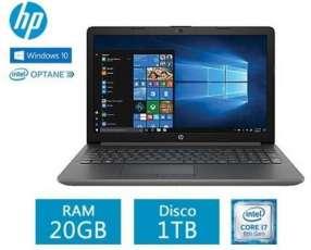 Notebook HP 15-DA0056OD i7 de 8va generación