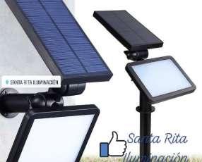 Aplique Led Solar 48Led