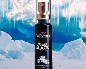 Aromatizante Bucal Power Black Ice