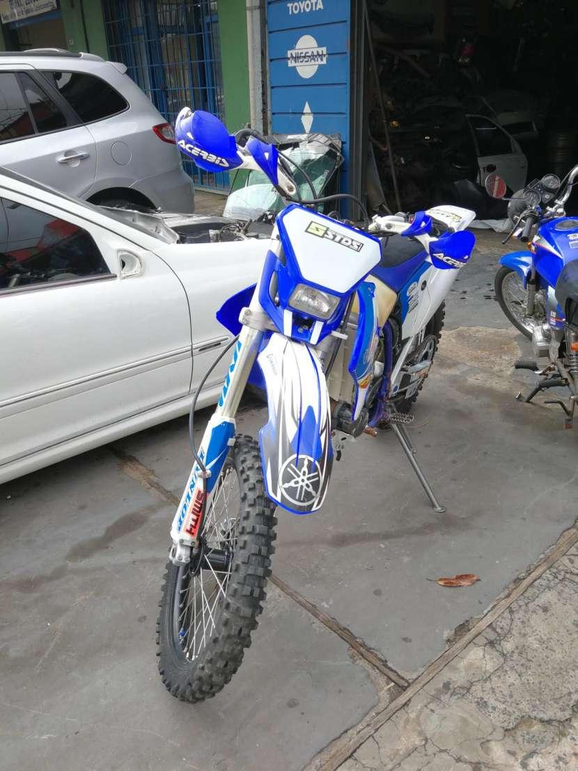 Moto Yamaha serie yz