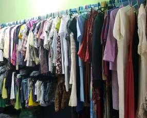 Fardos de ropa