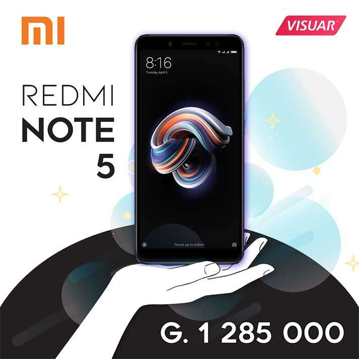Xiaomi Redmi Note 5 64 GB