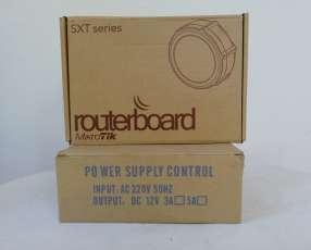 Antenas de cctb y fuente con bateria