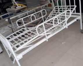 Camas hospitalarias de dos movimientos nacional