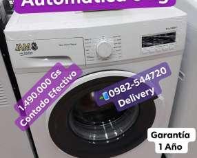 Lavarropa automática 6 kilos