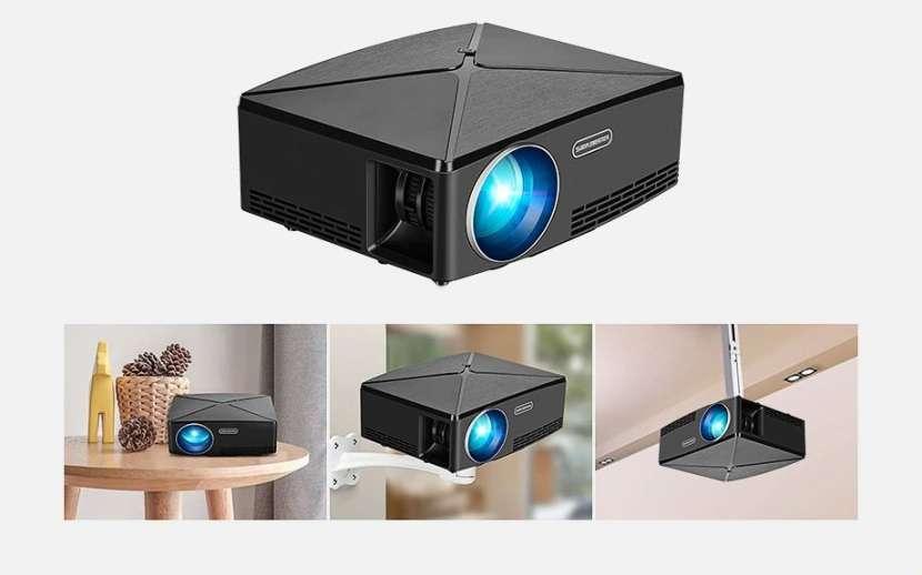 Proyector LED AUN C80 - 1