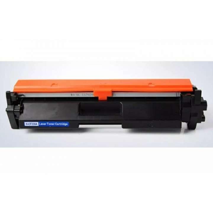 Tóner compatible 30A para impresoras HP M203 – M227 - 0