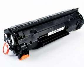 Tóner compatible 85a para impresoras HP 1102