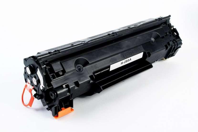 Tóner compatible 85a para impresoras HP 1102 - 0