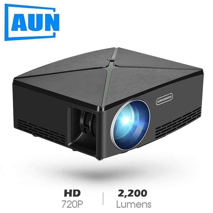 Proyector LED AUN C80 - 0