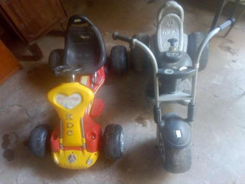Autos a bateria para niños