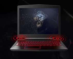 Legion y520 gaming- Intel Core i7-7700HQ