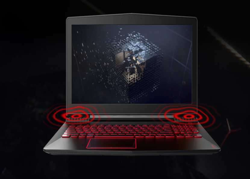 Legion y520 gaming- Intel Core i7-7700HQ