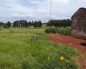 Terreno 5 hectáreas en Itapúa Poty