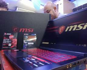 Notebook Msi Gf63 8RD