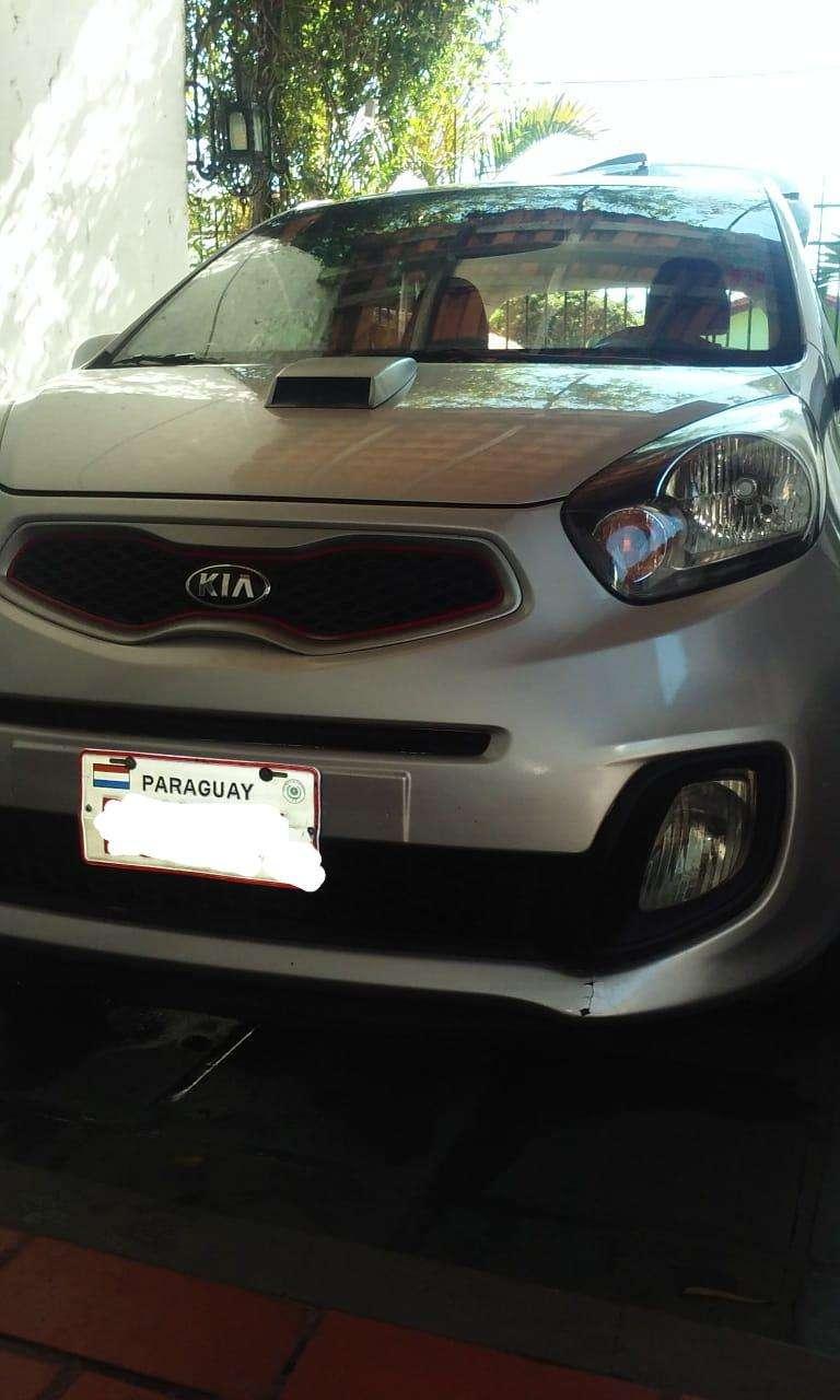 Kia Picanto Automático Version Full 2015