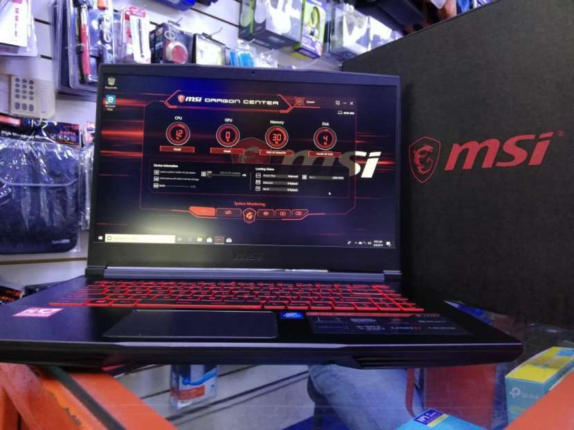 Notebook Msi Gf63 8RD - 2