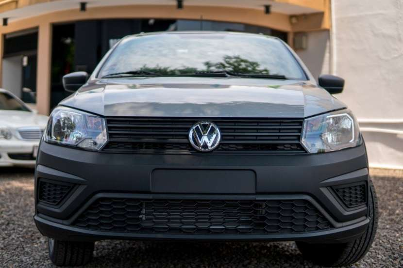 VW Saveiro 2019 Okm - 2