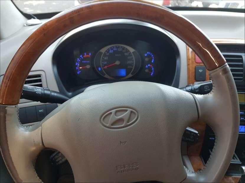 Hyundai Tucson TDI 2004 - 5
