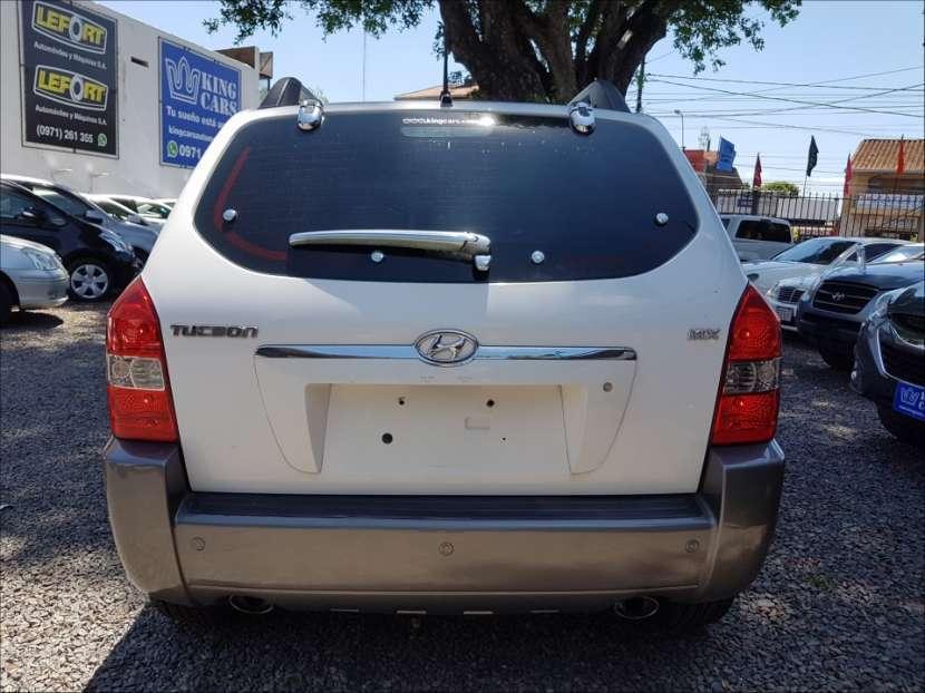 Hyundai Tucson TDI 2004 - 3