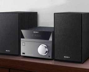 Sistema Hi-Fi compacto Sony