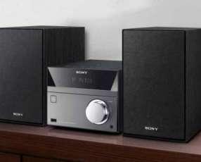 Sistema hi-fi Sony c/ bluetooth