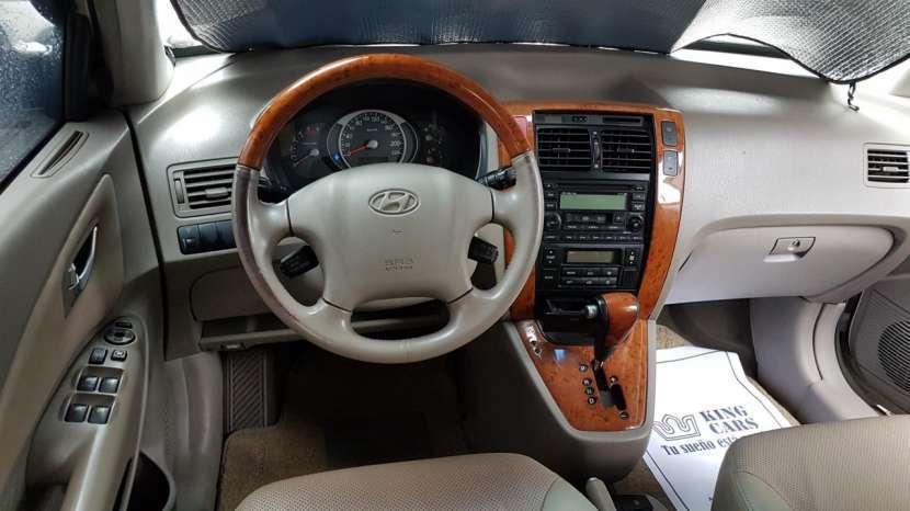 Hyundai Tucson TDI 2004 - 6