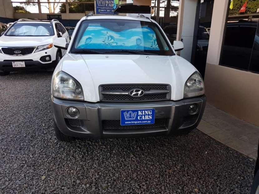Hyundai Tucson TDI 2004 full equipo