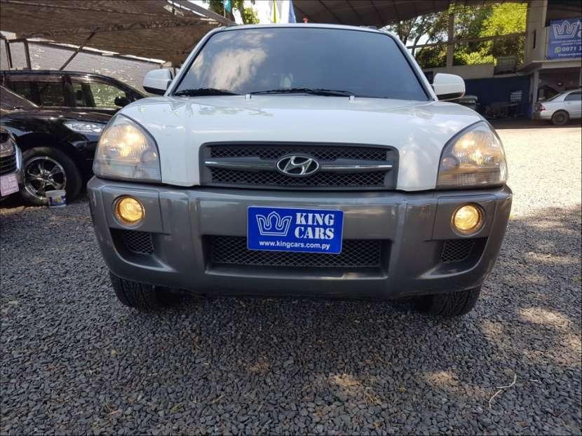 Hyundai Tucson TDI 2004 - 1